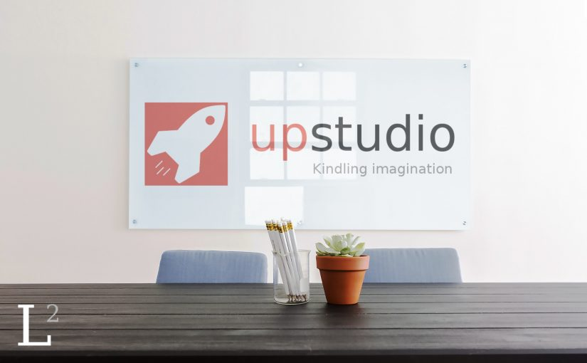 Branding for UpStudio